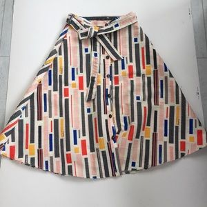 NEW Anthropologie $128 Hutch Wiley Skirt